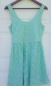 🎉Guess|Lace Dress|Mint Green|Size M